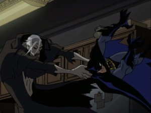 Bat vs Zombie
